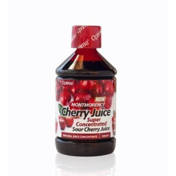 Optima Montmorency Cherry Juice Super Concentrate 500ml by Optima