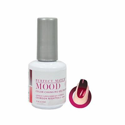 Lechat - Mood Color Changing Soak off Gel Polish (MPMG18 Crimson Night)
