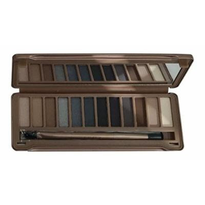 Cameo Naked Fashion Eyeshadow Collection, 3 Count