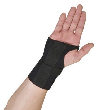 Thermoskin Carpal Tunnel Brace w/ Dorsal Stay-M-Black-L