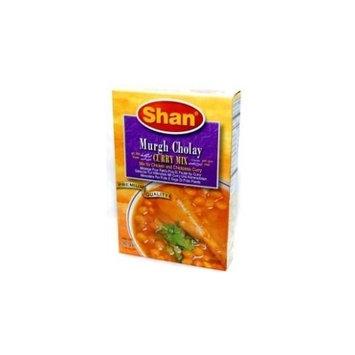 Shan Murgh Cholay Curry Mix