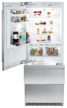 Liebherr HCB1561 30 Fully Integrated Bottom-Freezer Refrigerator