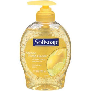 Kitchen Fresh Hands Antibacterial Hand Soap, 7.5 fl oz (221 ml) - SOFTSOAP ENTERPRISES INC.