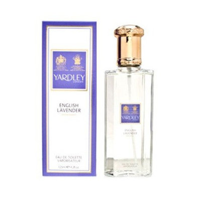 Yardley English Lavender by Yardley of London for Women Eau De Toilette Spray, 4.2 Ounce