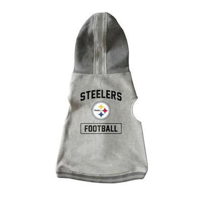 Pittsburgh Steelers Pet Crewneck Hoodie - 3XL