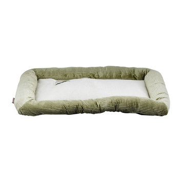 ASPCA Small Plush Crate Mat Pet Bed, 25