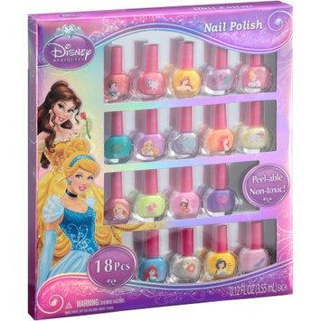 Desigual Disney Princess Nail Polish Set Popular 18 Pcs Non-toxic in Window Box
