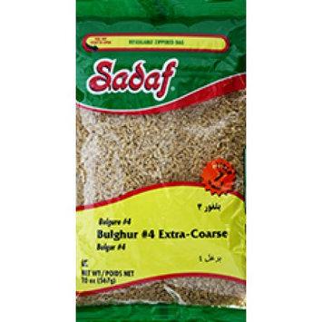 Sadaf Foods. Sadaf #4 Extra-Coarse Bulghur, 20 oz