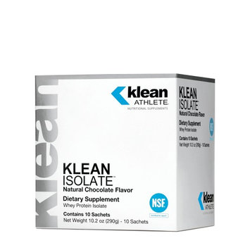 Klean Athlete Isolate - Natural Chocolate