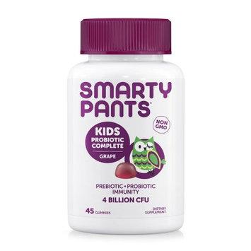 SmartyPants Kids Probiotic Gummies Grape - 60ct