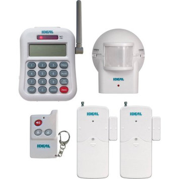 IDEAL Security Wireless Alarm Set with Telephone Dialer SK633