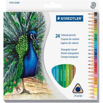 Staedtler Staedtler Tradition Color Pencil Set -STD1270C24A6