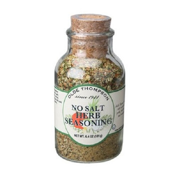 e Thompson 23-164 6.4-Ounce Gourmet No Salt Herb