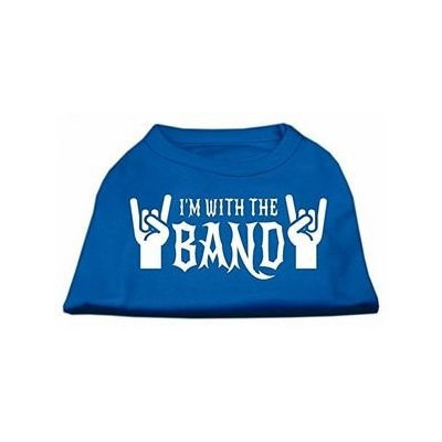 Ahi With the Band Screen Print Shirt Blue XL (16)