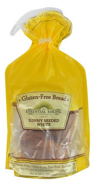 Essential Baking Company BRD, SUNNY SEEDED WHT, GF, (Pack of 6)