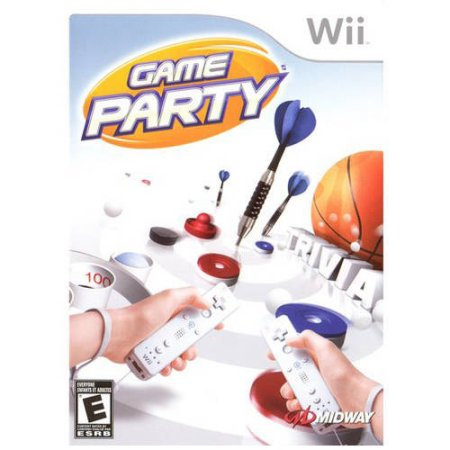 Farsight Studios Game Party (Wii) - Pre-Owned