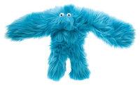 West Paw Design Salsa Orangutan Squeak Toy for Dogs - Turquoise