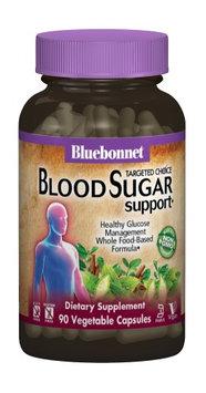 Blood Sugar Support Bluebonnet 90 Tabs