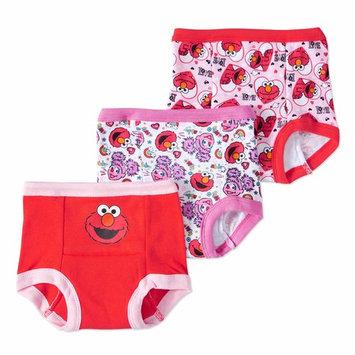 Elmo Girls Training Pants, 3 Pack