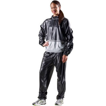Golds Gym Gold's Gym Performance Sauna Suit, S/M
