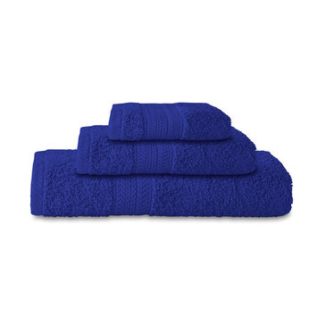 Essential Home Cotton Bath Towels Hand Towels or Washcloths [Pattern : Solid; Item Type : Washcloth; Dimensions : Bath Towel 27x52in. | Washcloth 12x12in. | Hand Towel 16x26in.]