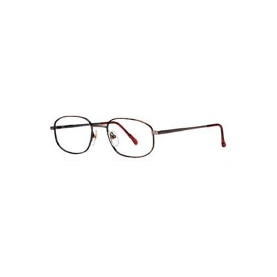 Encore Unisex Eyeglasses Tortoise & Antique Silver Frames