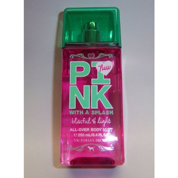 Victoria Secret Pink Blissful & Light All Over Body Mist