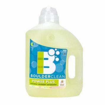 Boulder Clean Power Plus Liquid Laundry Detergent, Fresh Citrus, 100 Oz, 100 Loads