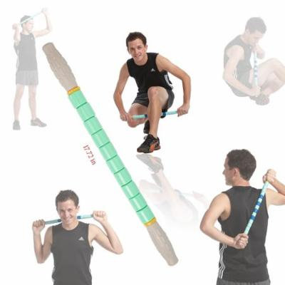 Gurin Massage Roller - 17.7 Inches Increases Muscle Flexibility and Strength