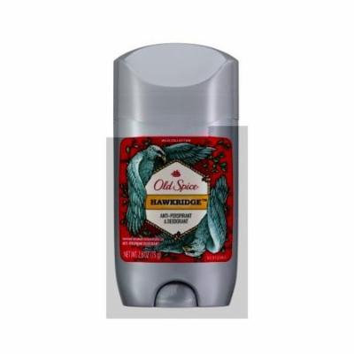 2 Pack Old Spice HAWKRIDGE Anti-Perspirant & Deodorant 2.6 Oz Each