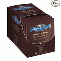 Double Chocolate Cocoa Packets - Water Soluble