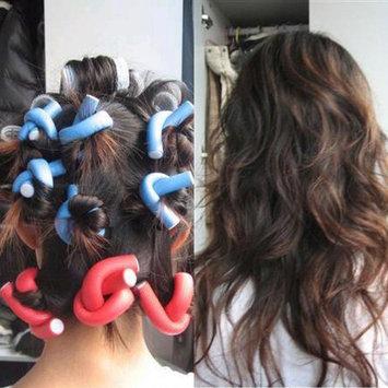 10PCS Curler Makers Soft Foam Bendy Twist Curls DIY Styling Hair Rollers