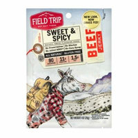 Field Trip Beef Jerky Sweet & Spicy, 1.0 OZ