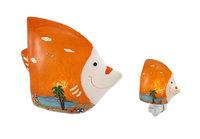 Tropical Fish Beach Themed LED Accent Lamp/Night Light Set