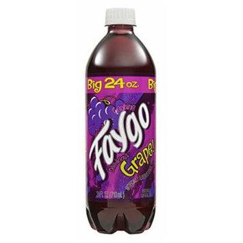 Faygo Grape Soda, 24 oz (24 Bottles)