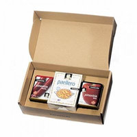Paellero Paella Seasoning Kit GIFT BOX 15 Packets Carmencita Paella Mix Saffron + Sweet Smoked Paprika + Hot Smoked Paprika - Gluten Free