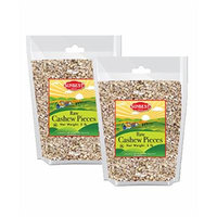 SunBest Natural Cashews Raw, Unsalted, Unroasted in Resealable Bag (Pieces, 10 Lb)