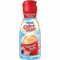 COFFEE-MATE Peppermint Mocha Liquid Coffee Creamer 32 Oz (Pack of 2)