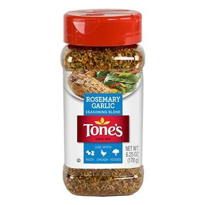 Tone's Rosemary Garlic Seasoning (6.25 oz.) (pack of 2)