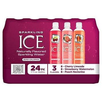 Sparkling ICE Sparkling Water, Fruit Blends Variety Pack (17 oz., 24 pk.)
