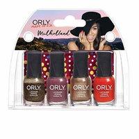 Orly Mulholland Mani Mini 4 Piece Kit