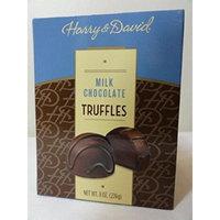 Harry and David, Milk Chocolate Truffles, 8oz (Pack of 2)