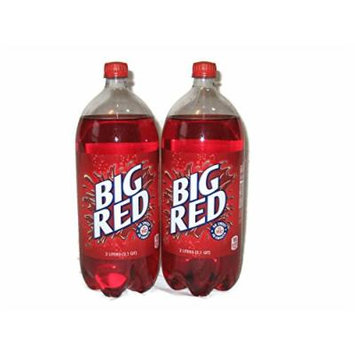 Big Red soda 2 liter pack of 2 two