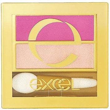 Excel dual eye shadow N DU05 Pink Mirage *AF27*