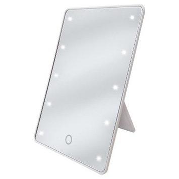 LED Sensor Mirror with Easel Back