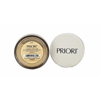 Priori Mineral Skincare, Shade 3