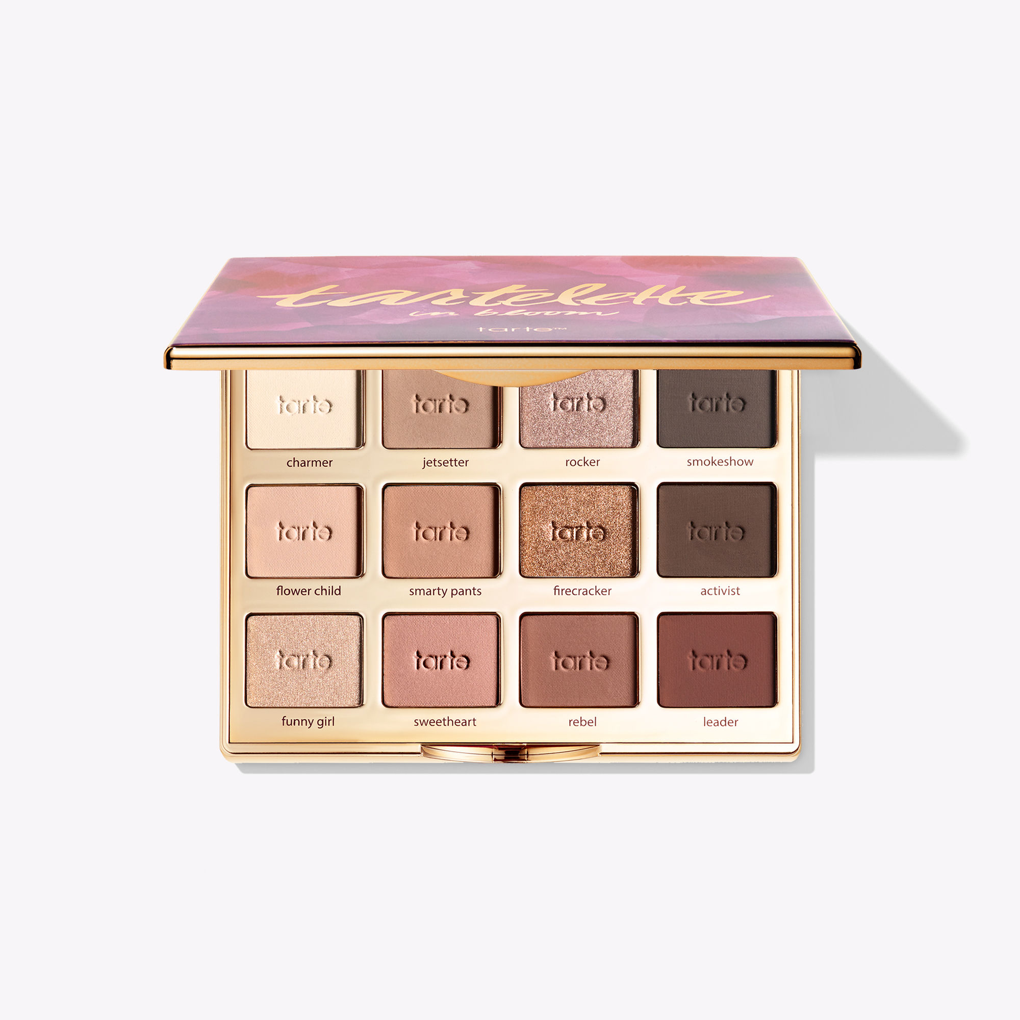 tarte™ tartelette in bloom clay palette