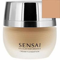 Kanebo Sensai Cellular Performance Cream Foundation Number CF13, Warm Beige 30 ml