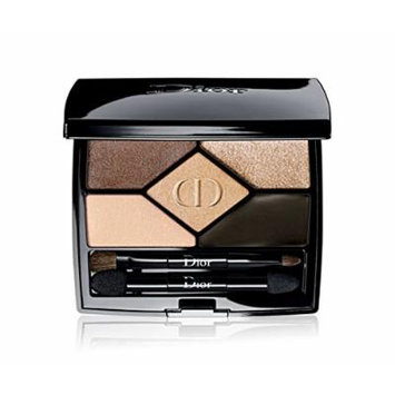 Dior 5 Couleurs Designer Makeup Artist Tutorial Longer-lasting Colour Eyeshadow Palette (708 Amber Design)