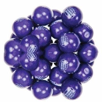 Dubble Bubble Grape Purple One Inch Gumballs, (Pack of 850)